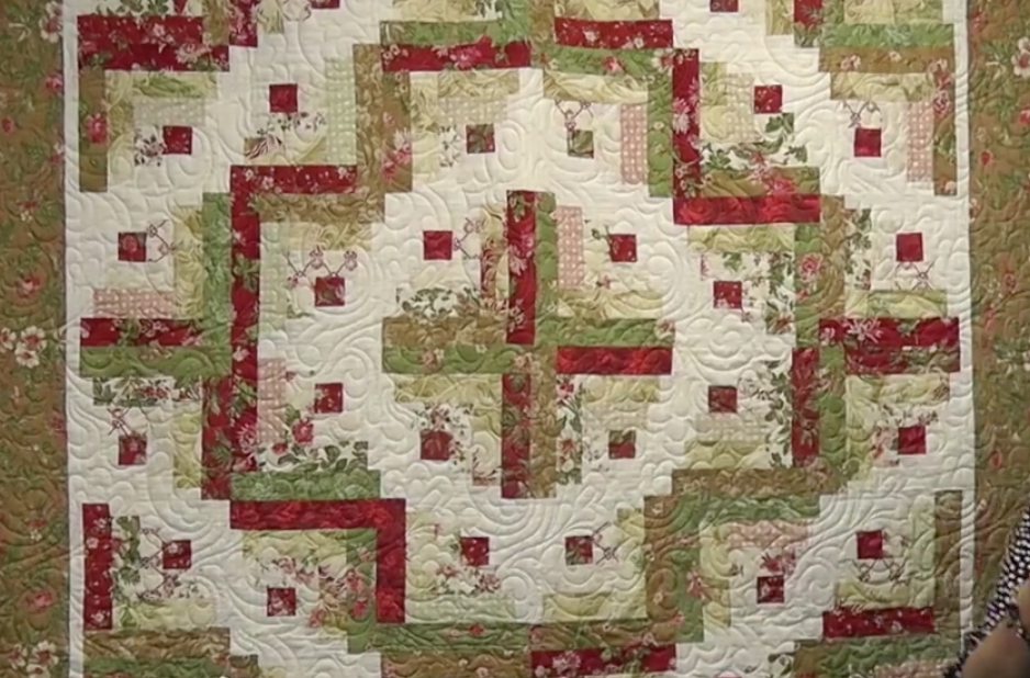 cabins product log the wedding quilt janman quilting den cabin