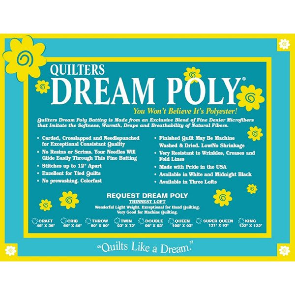 QD POLY REQUEST THROW