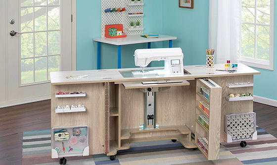 Duo Tailormade Sewing Furniture