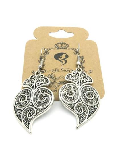 Viana Heart Earring ER-017-10