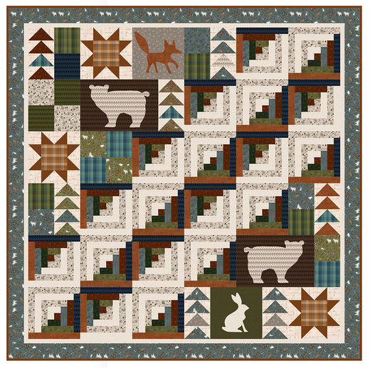 Folk Art Flannel Kit