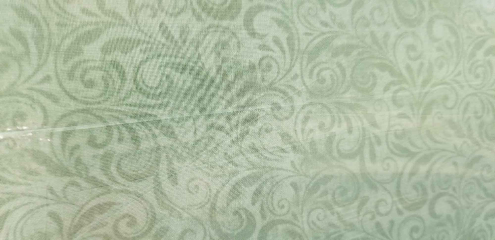 Sundance Meadow Green Scroll