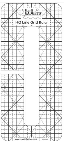 HQ Grid Ruler