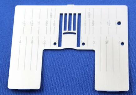 Pfaff Reg. Stitch Needle Plate (J)