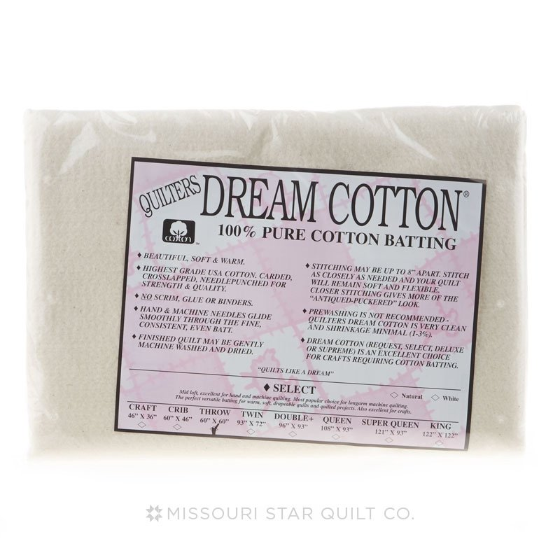 QD NATURAL COTTON SELECT QUEEN