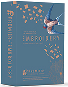 Premier + Embroidery Software