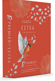 Premier + Extra Embroidery Software
