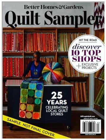 Quilt Sampler SP/SU 2020