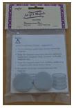SET OF 4 MAGNET FOR METAL HOOP