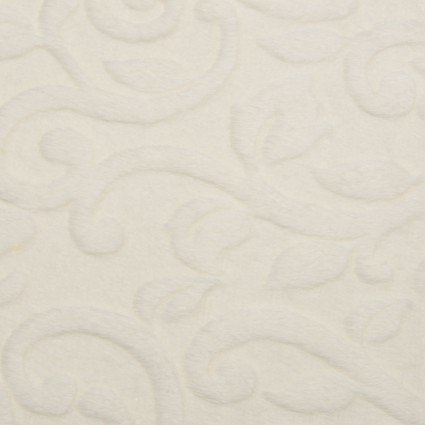 Cuddle Emb. Vine Ivory SHAVC-IVO