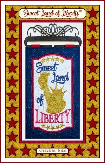 Sweet Land of Liberty Pattern