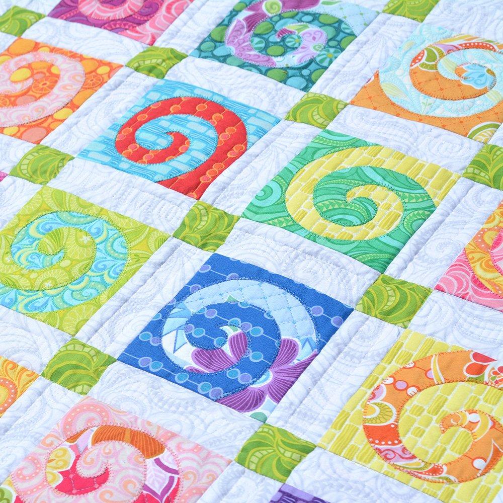Swirls Kit by Amanda Murphy