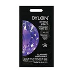 DYLON NATURAL FABRIC DYE INTENSE VIOLET