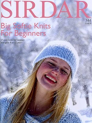 BIG SOFTIE KNITS FOR BEGINNERS
