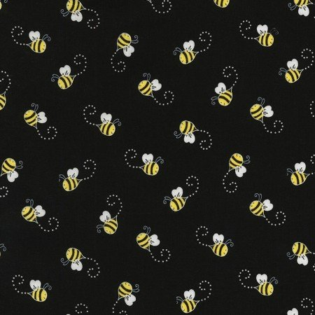 BEE LOVED C5496 BLACK