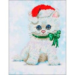 Diamond  Dotz -  Chrissy Kitty  Facet Art Kit