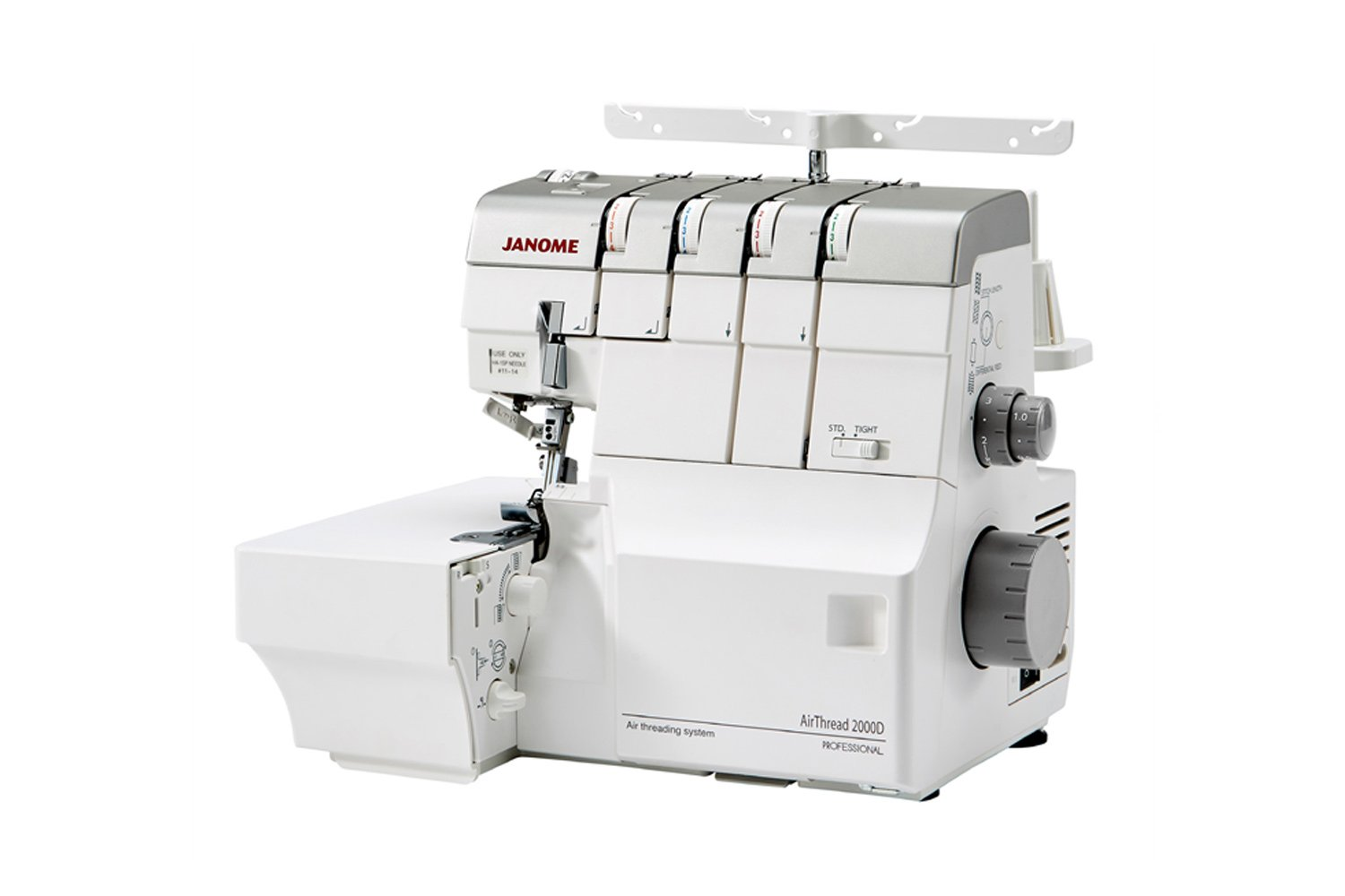 JANOME AIR THREAD SERGER AT2000D