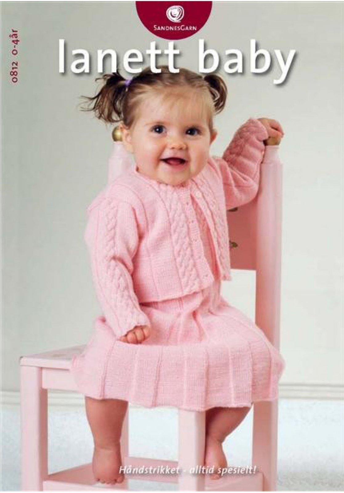 LANETT BABY BOOK 0812