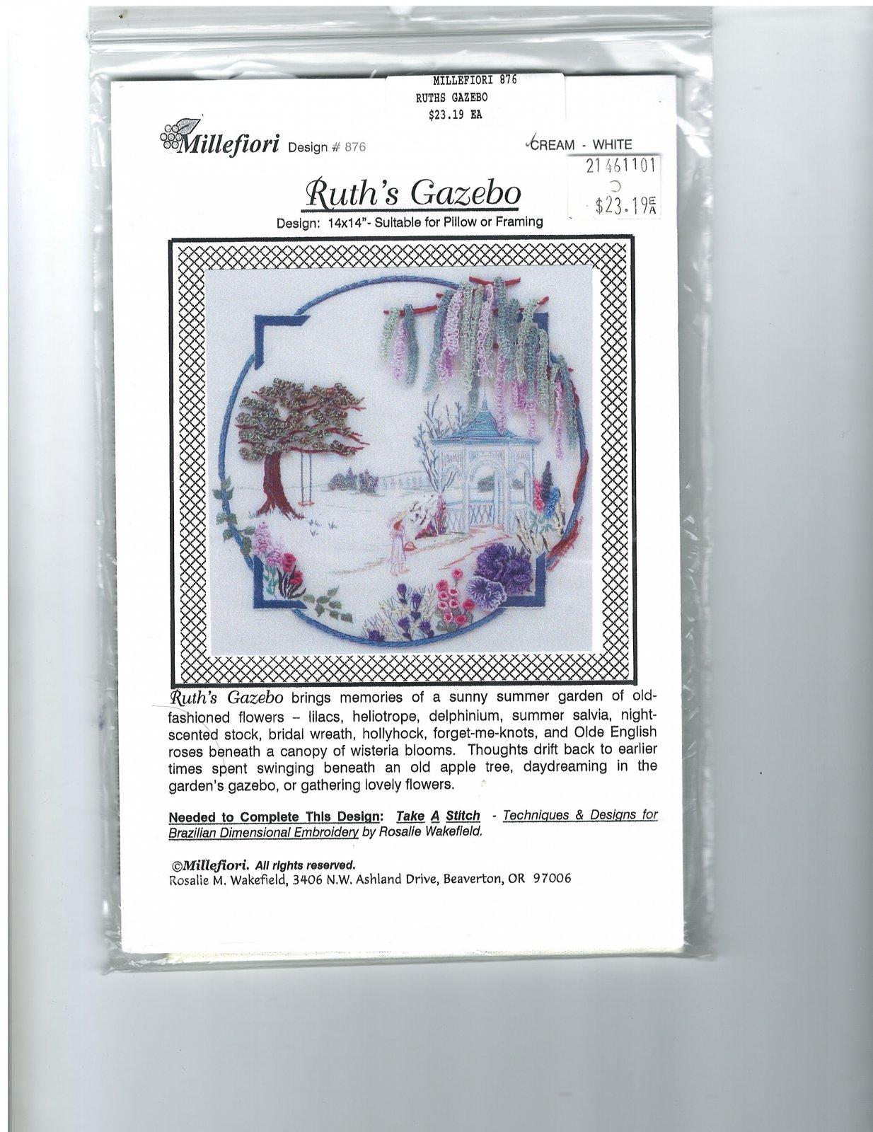 MBE Ruths Gazebo 876