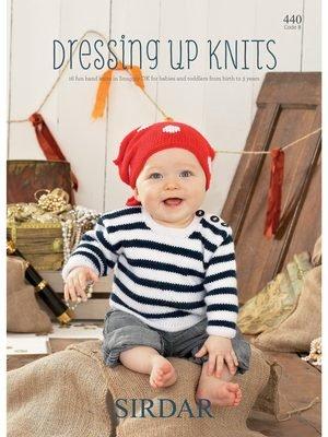 DRESSING UP KNITS BIRTH TO 3YRS