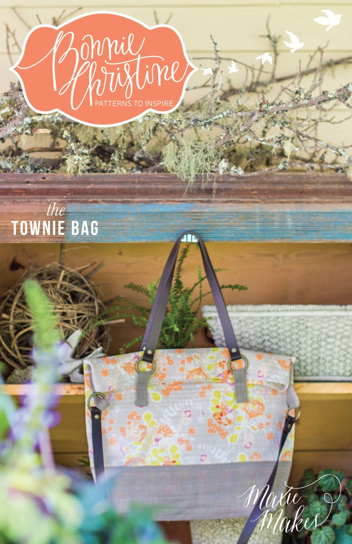 BC-Townie Bag Pattern