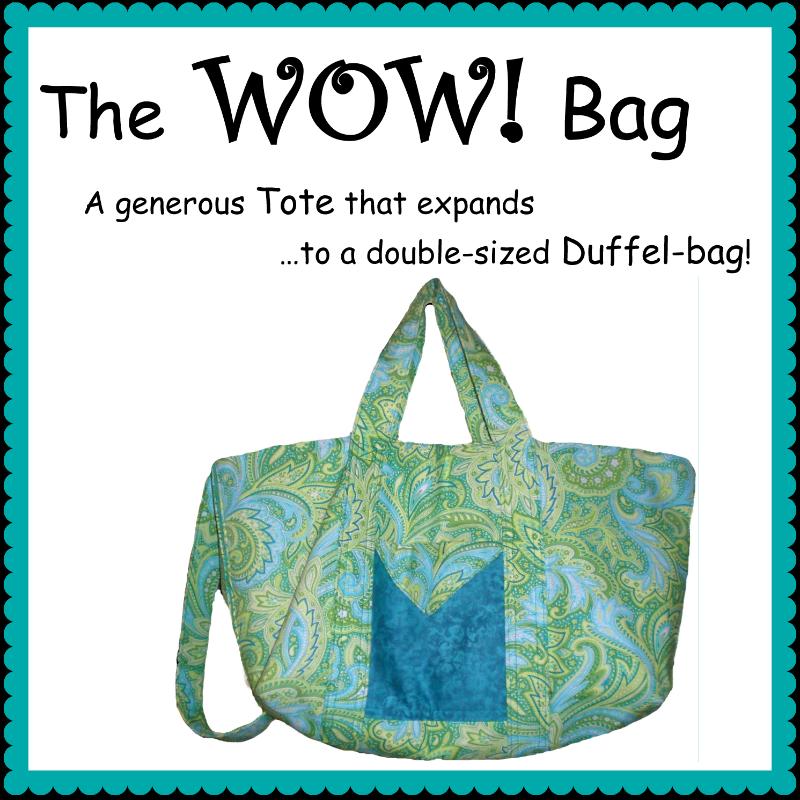 DA-The WOW Bag - Large