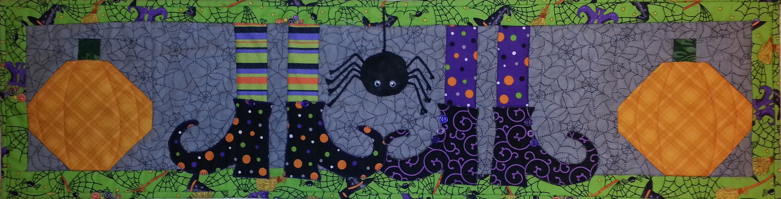 Pattern Eye of Newt (RxR2014) by Tish Wright for Cotton Candy Quilts