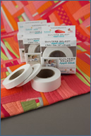 Quilters Select by Alex Anderson Appli-Stick 2 rolls 1/2 x 25 yards