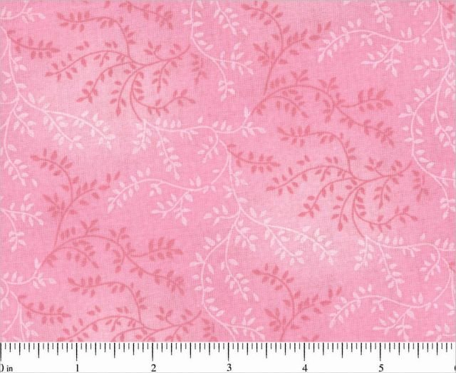 108 Pink Leaves by Choice Fabrics