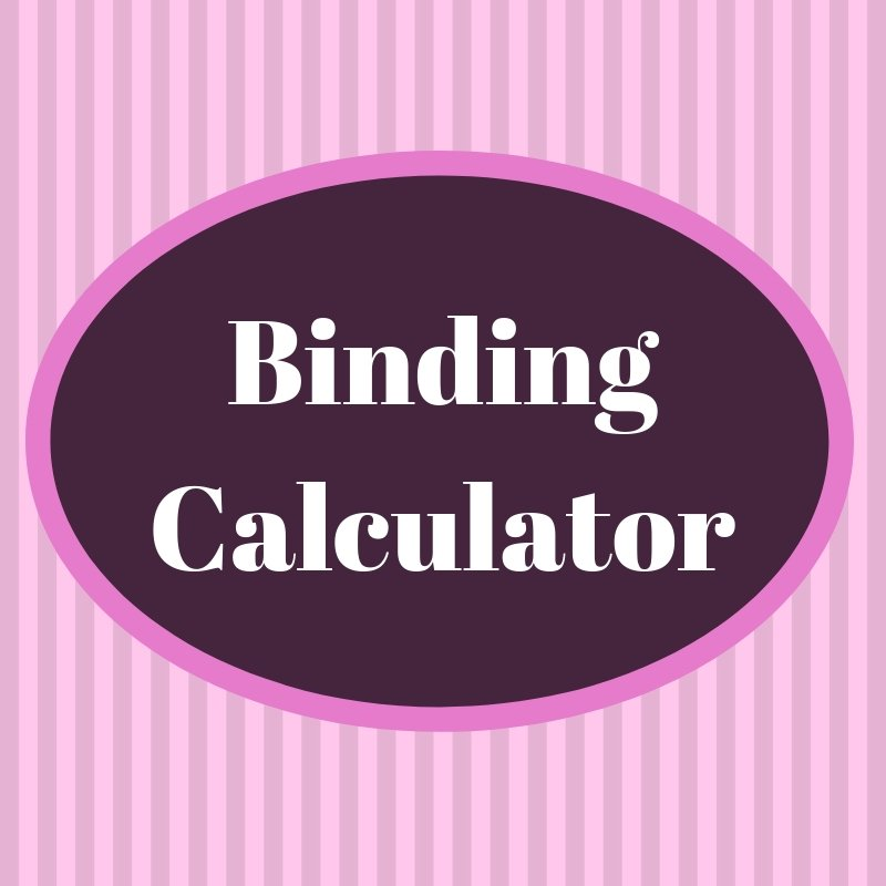 FREE CCQS Binding Calculator