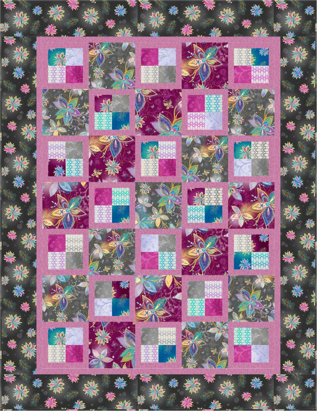 Enchanted Floral Kit - PRE-ORDER by July 22 for 20% Off!