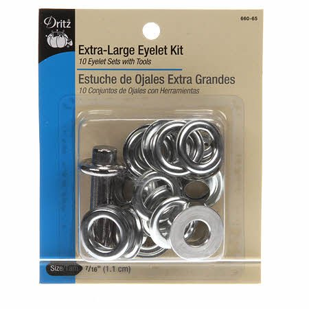 CL Eyelet Kit 7/16 Dritz