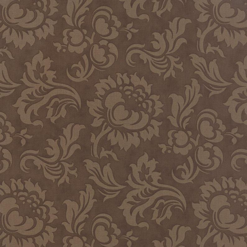 108 Mille Couleurs Walnut by Moda Fabrics