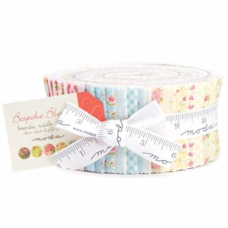 Bespoke Blooms Jelly Roll