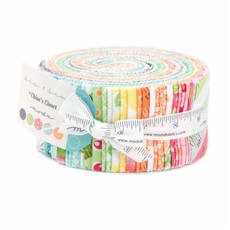 Sew & Sew Jelly Roll