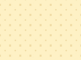 Daisy Garden Dot Cream Yardage