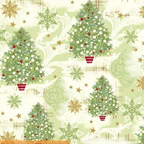 Holiday Magic Christmas Tree Yardage