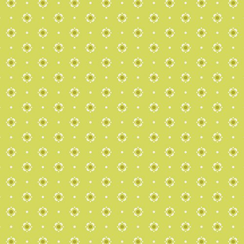 Dreamin' Vintage Bloomery Citronelle Yardage