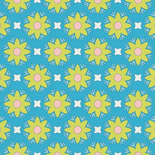 Dreamin' Vintage Quite Lovely Tart Yardage