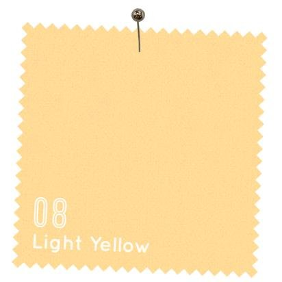 American Made Brand Solids Light Yellow