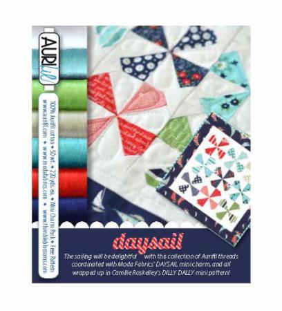 Aurifil Daysail Kit