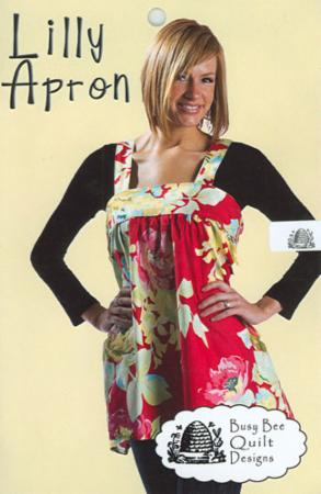 Lilly Apron pattern
