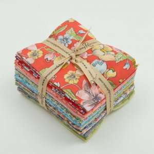 Linen & Lawn Fat Quarter Bundle