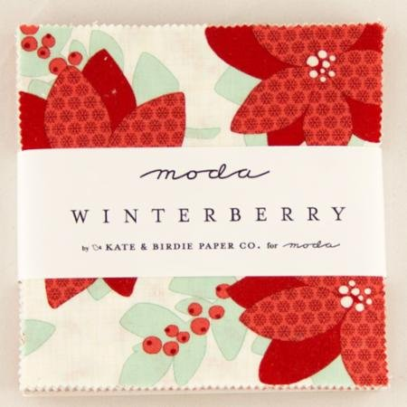 Winterberry 5 Charm Pack