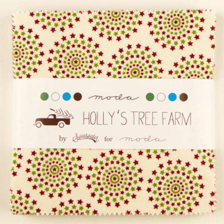 Holly's Tree Farm Charm Pack