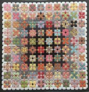 Quatro Color Quilt Pattern