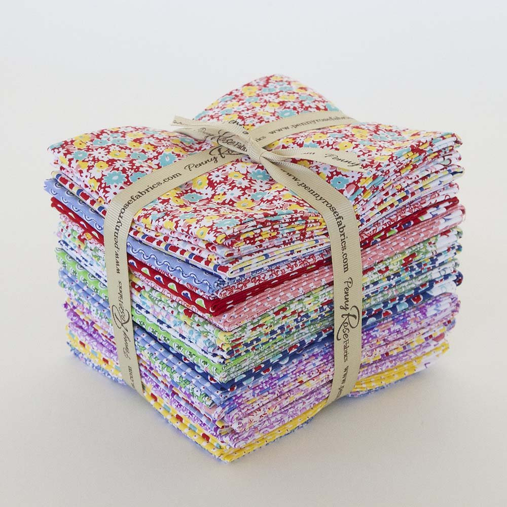 30's Minis Fat Quarter Bundle