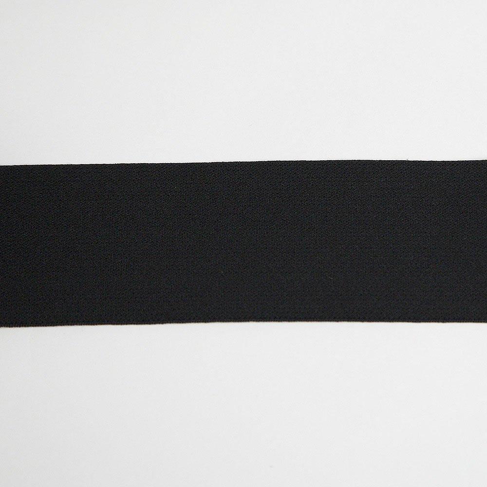 2 Inch Waistband Elastic, Black