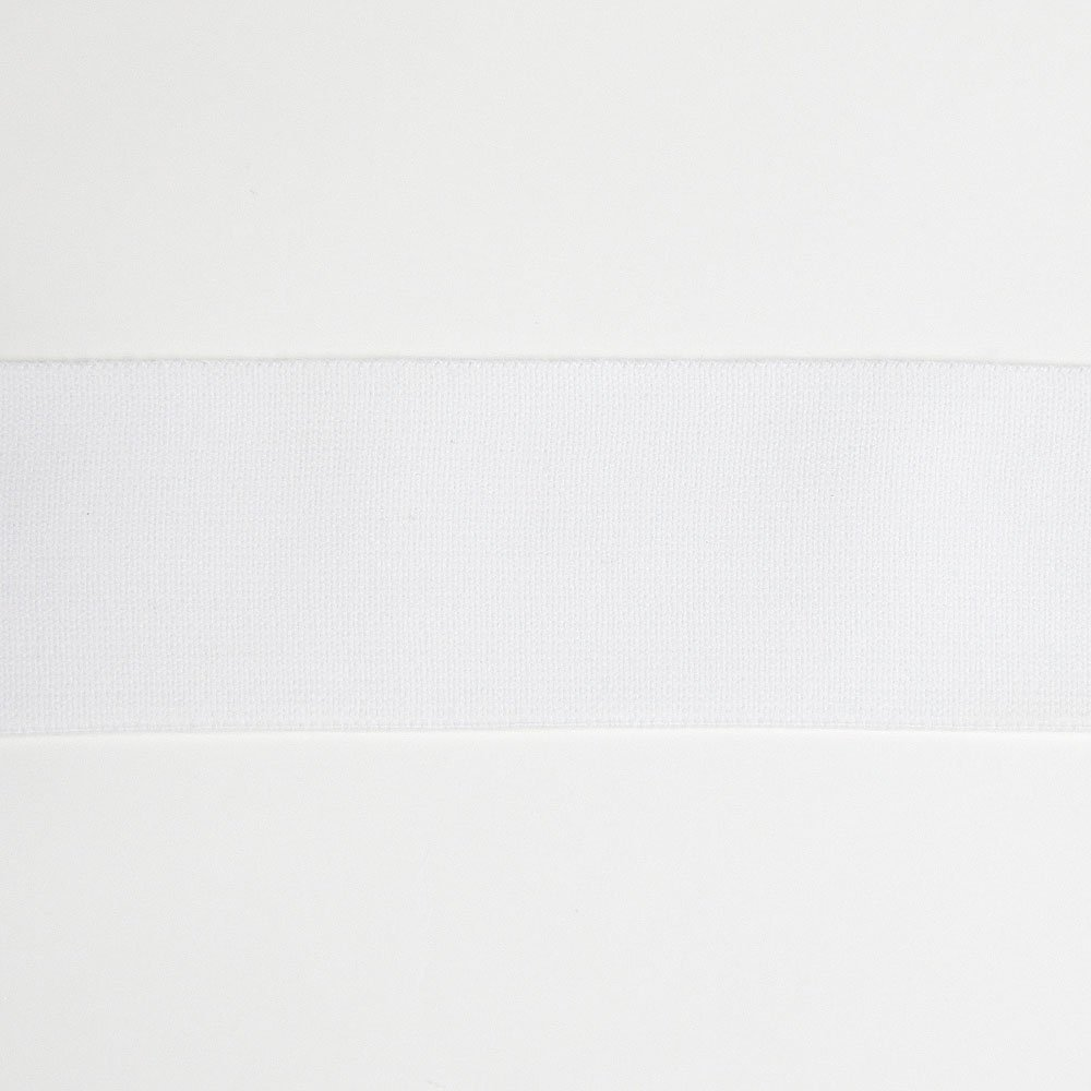 2 Inch Waistband Elastic, Black - copy
