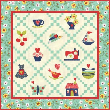 The Sweet Life Quilt Pattern